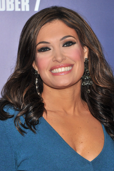 Kimberly Guilfoyle Crystal Chandelier Earrings