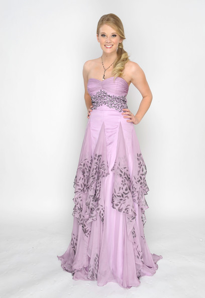 Kimberly Matula Empire Gown