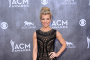 Kimberly Perry Beaded Dress