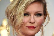 Kirsten Dunst Diamond Choker Necklace
