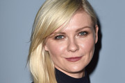 Kirsten Dunst Side Sweep
