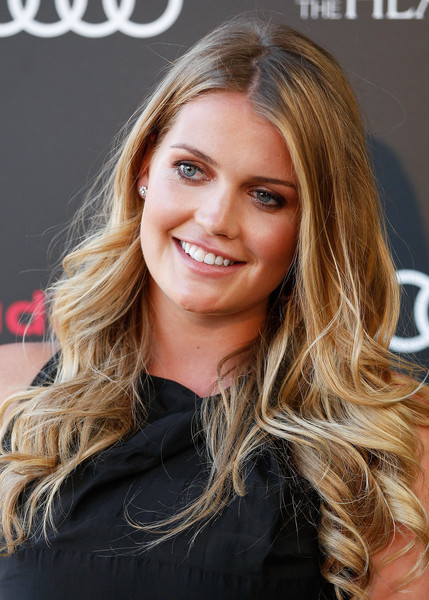 Kitty Spencer Long Wavy Cut [in the heart of the sea,hair,blond,hairstyle,face,long hair,eyebrow,brown hair,hair coloring,layered hair,beauty,sydney screening - arrivals,kitty spencer,harry,diana,hair,hair,audi film gala,wedding,charity screening,lady kitty spencer,wedding of prince harry and meghan markle,wedding of prince william and catherine middleton,princess,prince,spencer family,earl spencer,royal family,diana princess of wales,prince harry duke of sussex]