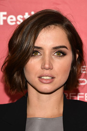 Ana de Armas looked sweet and stylish with her subtly wavy bob at the Sundance Film Festival premiere of 'Knock Knock.'