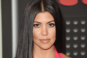 Kourtney Kardashian Long Straight Cut