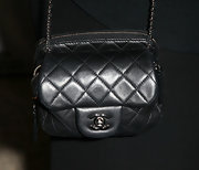 Sharon Osbourne carried a Chanel bag at the Kreiss 75th anniversary party.