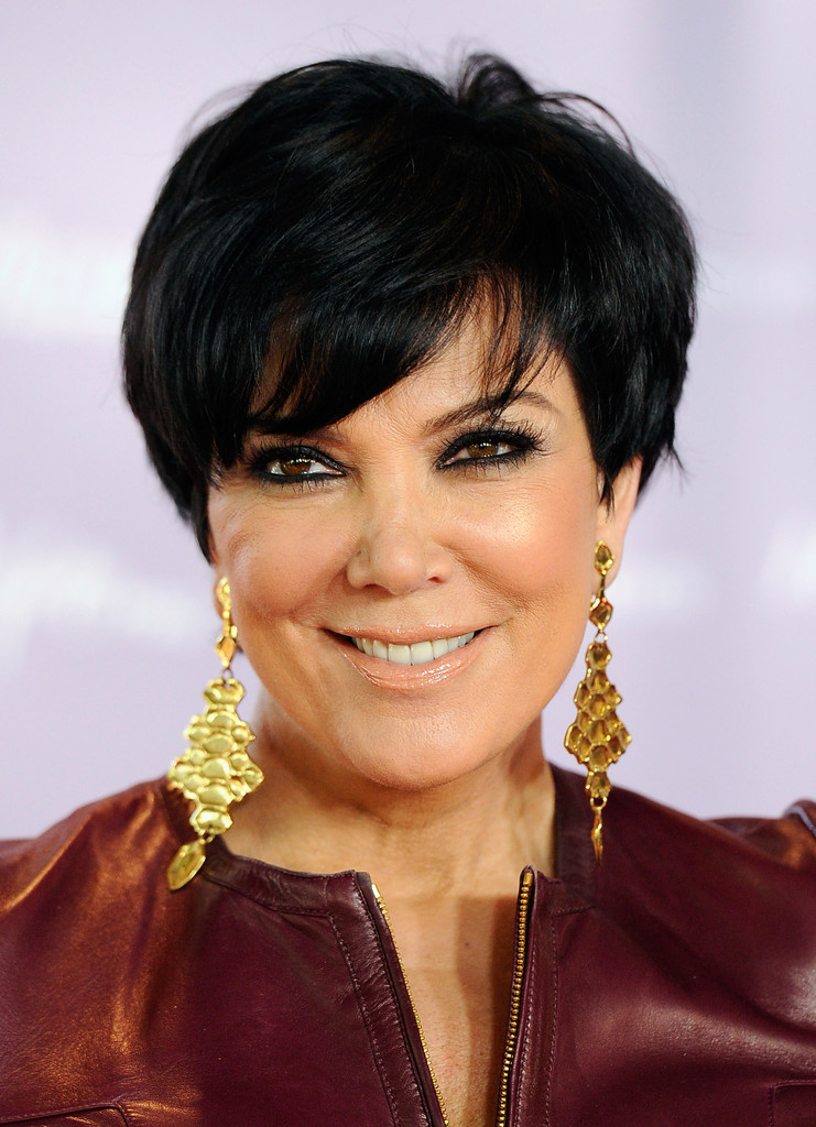 Kris Jenners Haircut