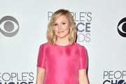 Kristen Bell Hard Case Clutch