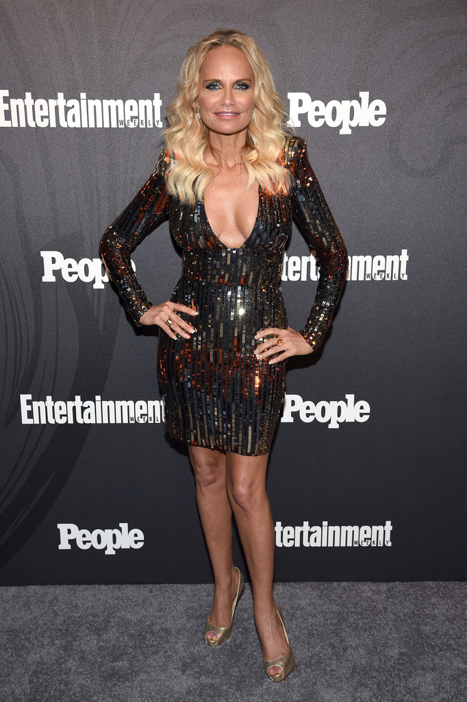 Kristin Chenoweth Sequin Dress Kristin Chenoweth Looks