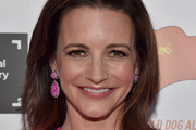 Kristin Davis Long Side Part