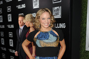 Kristin Lehman Print Dress