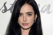 Krysten Ritter Medium Straight Cut
