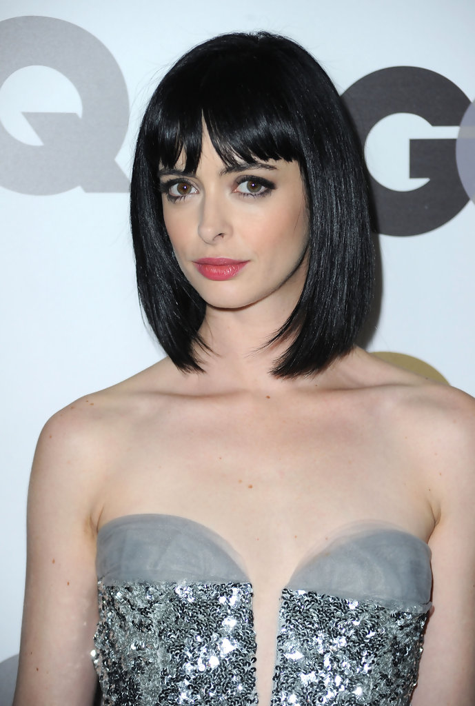 Krysten Ritter Shoulder Length Hairstyles Krysten Ritter Hair