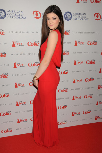 The Heart Truth 2013 Fashion Show - Arrivals