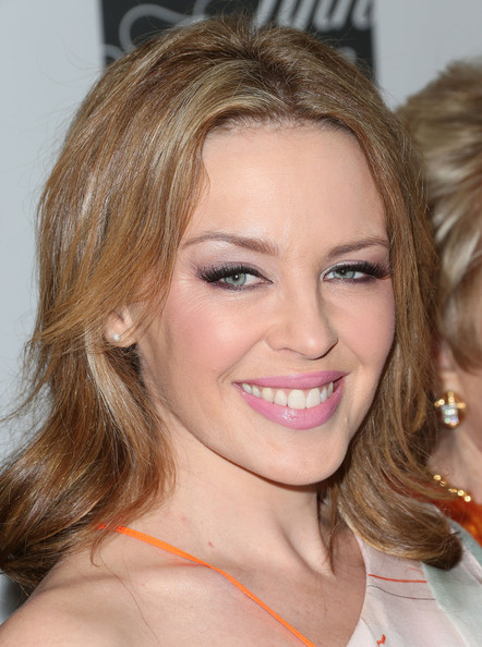 Kylie Minogue Bright Lipstick