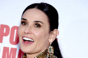 Demi Moore Ponytail
