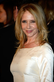 Rosanna Arquette went to the LACMA Art + Film Gala sporting chic bouncy layers.