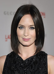 Emily Blunt looked perfectly polished wearing a LBD and a super sleek bob at the 2011 LACMA Art and Film Gala.