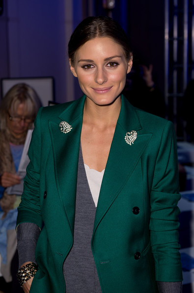More Pics of Olivia Palermo Blazer (1 of 2) - Olivia Palermo Lookbook - StyleBistro