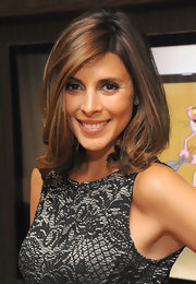 Jamie-Lynn Sigler showed off her layered mid-length bob while attending the Tribeca Film Festival. It's a great length for the actress.