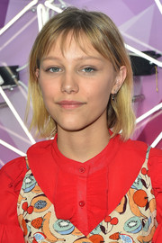 Grace Vanderwaal opted for a casual short cut with wispy bangs when she attended LOVELOUD Festival 2018.