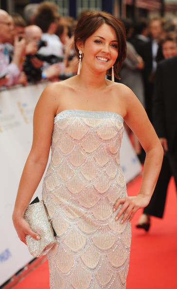 Lacey Turner Dangling Pearl Earrings