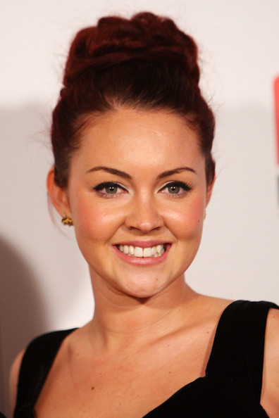 Lacey Turner Braided Bun