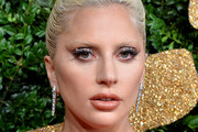 Lady Gaga Metallic Eyeshadow