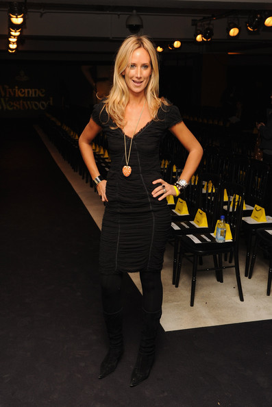 Lady Victoria Hervey Long Center Part