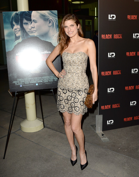 Lake Bell Clothes