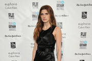 Lake Bell Little Black Dress