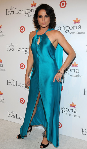 Lana Parrilla Evening Dress