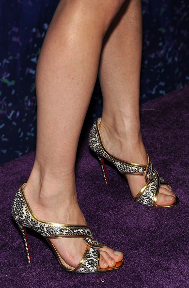 Lana Parrilla Shoes