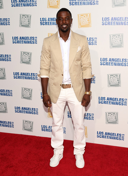 Lance Gross Clothes