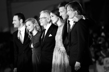 Keira Knightley Michael Fassbender Lancia On The Red Carpet At The 68th Venice Film Festival - September 2, 2011