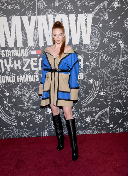 Larsen Thompson Print Dress