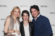 Connor Paolo and Matthew Settle Photo