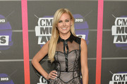 Laura Bell Bundy Corset Dress