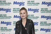 Laura Carmichael Leather Jacket