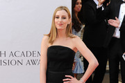 Laura Carmichael Strapless Dress