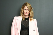 Laura Dern Wool Coat