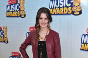 Laura Marano Leather Jacket