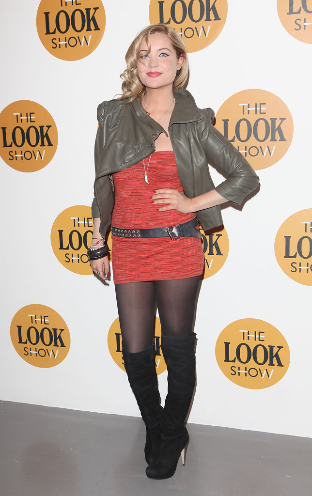 Laura Whitmore Over The Knee Boots Laura Whitmore Looks