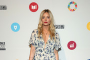 Laura Whitmore Print Dress