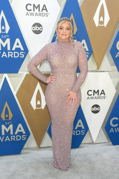 Lauren Alaina Beaded Dress []
