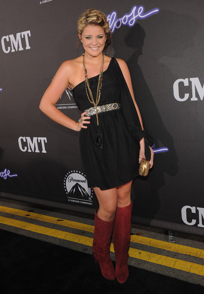 Lauren Alaina One Shoulder Dress