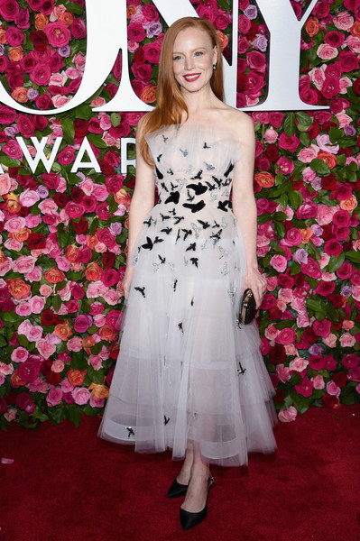 Lauren Ambrose Strapless Dress