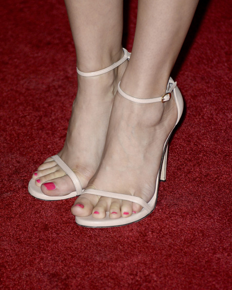 Lauren Cohan Evening Sandals