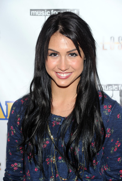 Lauren Gottlieb Long Straight Cut