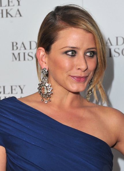 "Lauren ""Lo"" Bosworth Dangling Crystal Earrings"
