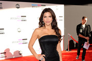 Lauren Sanchez Corset Dress